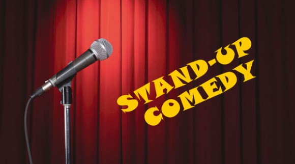 stand-up comedy video romania